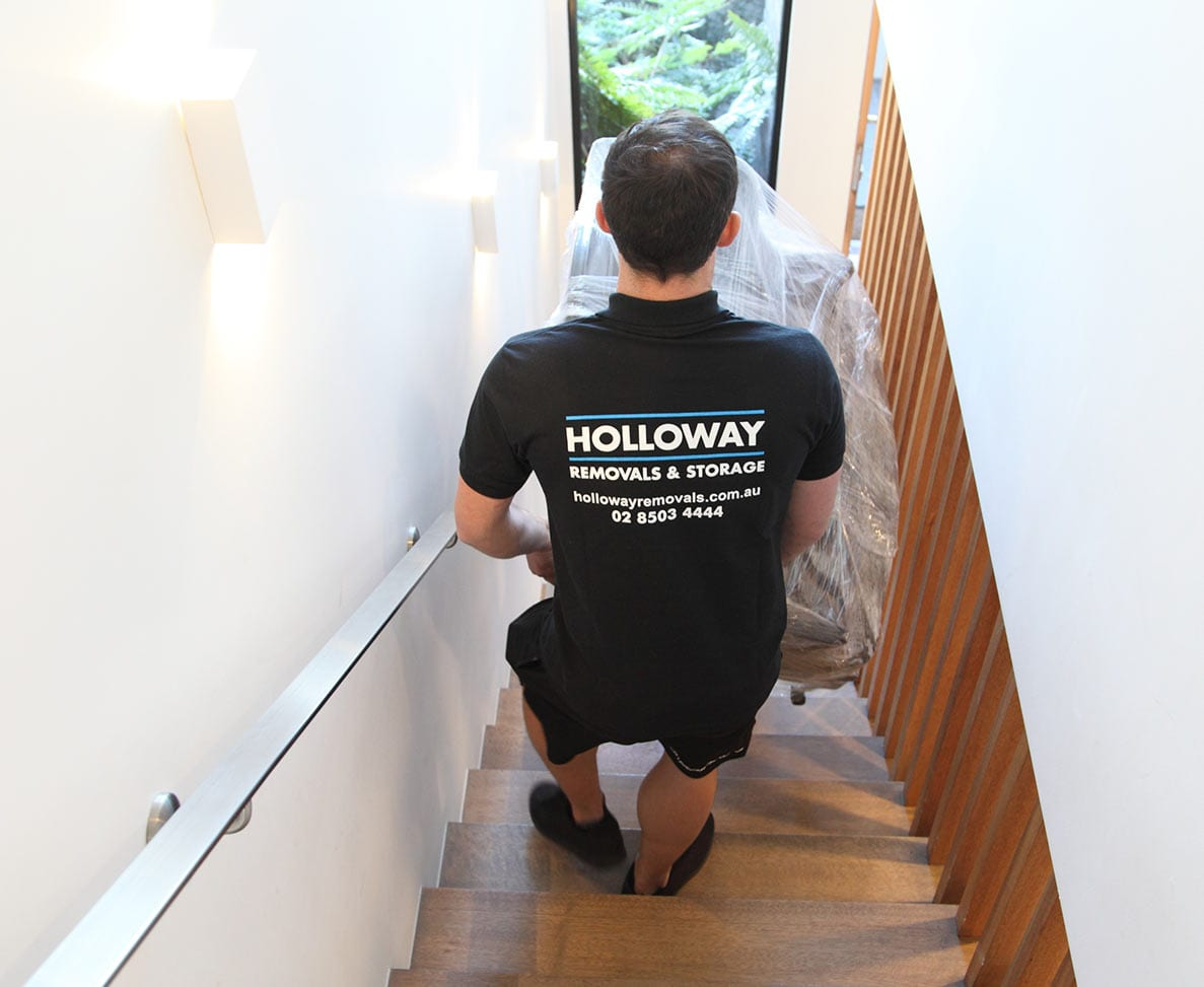Moving Furniture | Holloway Mobile Self Storage