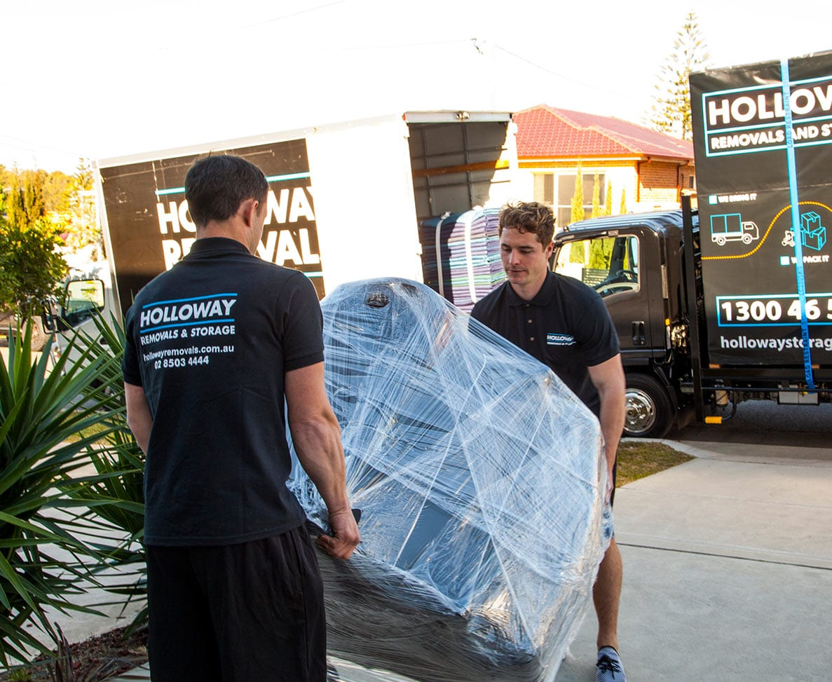 Removals | Holloway Mobile Self Storage