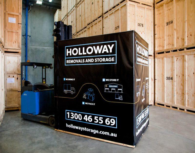 Storage Box | Holloway Mobile Self Storage