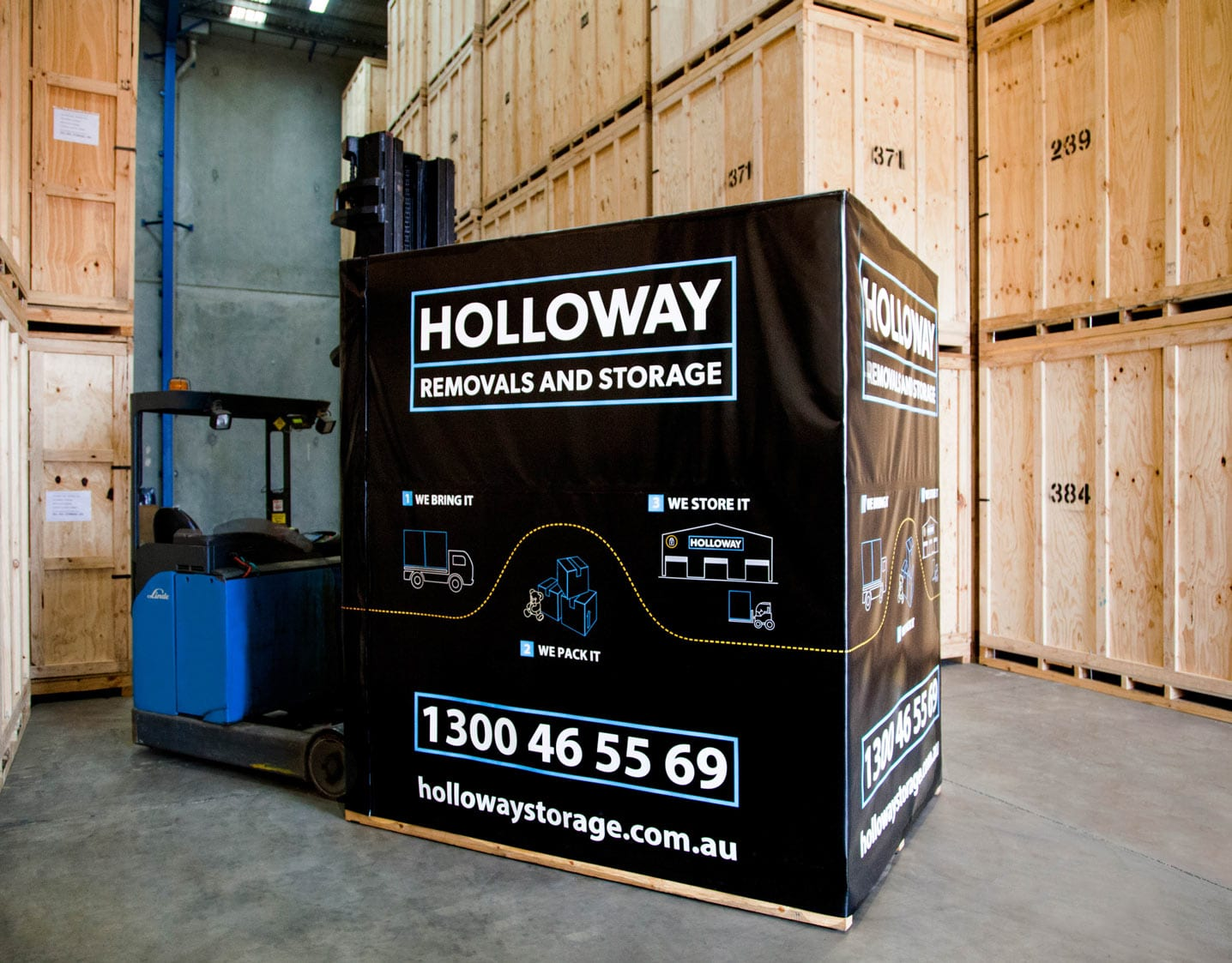 Storage Box | Holloway Mobile Self Storage