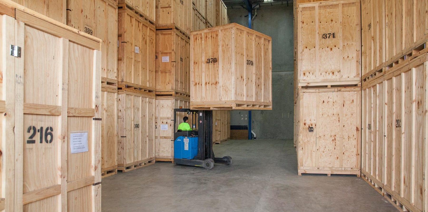 Mobile Storage Sydney | Holloway Storage