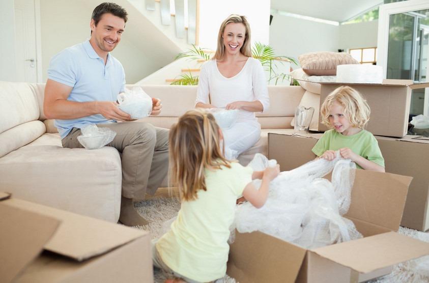 Family Storing packing