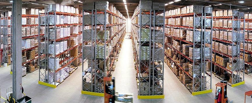 Warehouse Storing