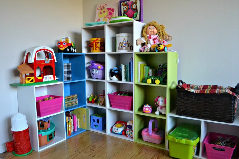 Toy Storage Collection