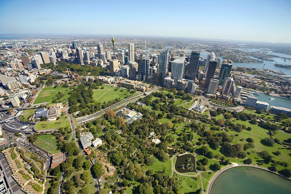 Sydney area
