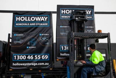 Holloway Mobile Storage
