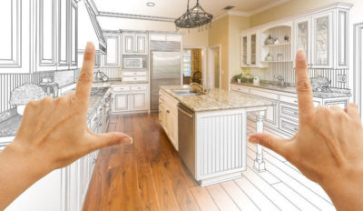 Kitchen renovation plan